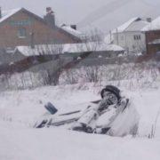 Неподалік Франківська — ДТП: перекинувся автомобіль