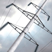 На Прикарпатті легковик зніс електроопору