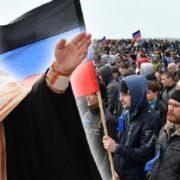 Скандал навколо церкви: АТОшник звинуватив священиків у відкритій співпраці з бойовиками