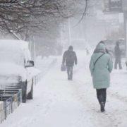 Зі снігом і хуртовинами: На Україну насувається новий циклон, до чого готуватися