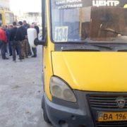Відвезли на цвинтар і забрали гроші: Як покарали маршрутника з Кропивницького