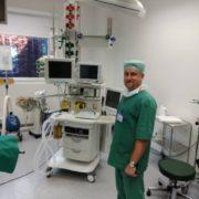 Анестезіолог з Франківська пройшов стажування в одній з найкращих клінік світу