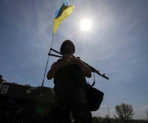 Українські військові взяли в полон російського бойовика