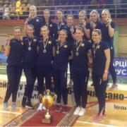 «Золота Євроліга», – всі домашні матчі українських збірних з волейболу пройдуть в Івано-Франківську
