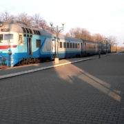 Пасажири приміського дизеля Стрий – Івано-Франківськ обурені якістю перевезення (відео)
