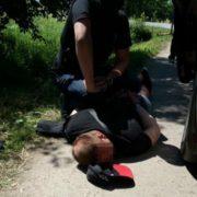 СБУ затримала бандитів на вимаганні понад тридцяти тисяч доларів США. ФОТО