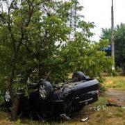 П'яний водій збив на смерть двох жінок і намагався втекти (ВІДЕО)