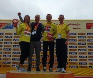 Спортсменка з Франківщини стала найкращою легкоатлеткою травня в Україні