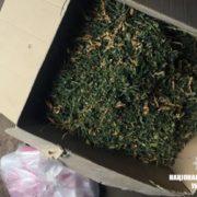 Полісмени знайшли наркотики в гаражі, офісі та машині калушанина. ФОТО