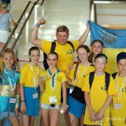 """Юні франківки отримали """"золото"""" та """"срібло"""" Чемпіонату світу зі сучасного танцю (ФОТО, ВІДЕО)"""