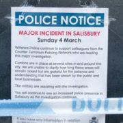 Отруєння Скрипалів: стало відомо, у скільки поліції Британії обійшлось розслідування