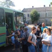 """Два десятки дітей з Калущини поїхали на оздоровлення в літній табір """"Сокіл"""" (фото)"""