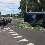 Один металобрухт: Моторошна ДТП на Чернігівщині забрала життя трьох людей