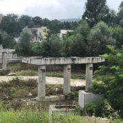 На Франківщині відбудують міст, який повінь знесла ще 10 років тому. ФОТО