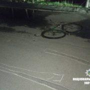 На Прикарпатті водій збив велосипедиста та втік: чоловік в реанімації. ФОТО