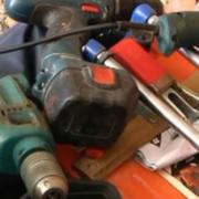 На Верховинщині найманий робітник вкрав з новобудови електроінструменти на кілька тисяч гривень