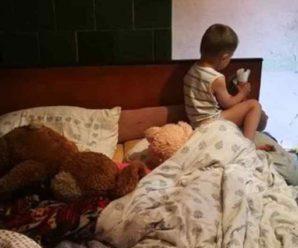 """""""Морили голодом та постійно лишали дома одного"""": На Буковині горе-батьки знущались над 5 річним сином"""