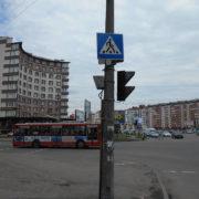 В Івано-Франківську з'явились нові дорожні знаки (фото)