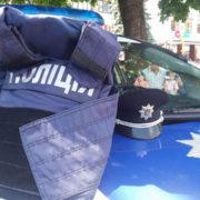 Франківські патрульні у центрі міста розважають дітей та дорослих (фото+відео)