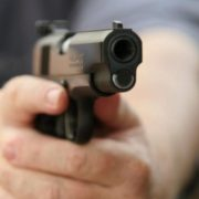 У середмісті Івано-Франківська іноземець зчинив стрілянину