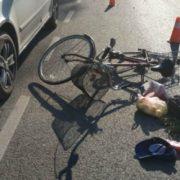 Франківський велосипедист, який влетів у дверку автомобіля, перебуває у комі