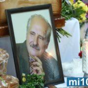 У Прикарпатському університеті розпочалась церемонія прощання зі Степаном Пушиком. ФОТО