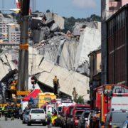 Режим надзвичайного стану терміном на рік упроваджено в Генуї після обвалення мосту