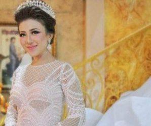 Побила всі рекорди: наречена зачарувала мережу своєю весільною сукнею (фото)