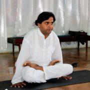 У Калуш завітав йог із Індії Сатья Пракаш Шарма. ФОТО