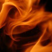 Учора на Прикарпатті згоріло півтонни сіна
