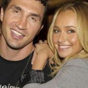 Щасливі трималися за руки: наречену Кличко помітили в компанії незнайомця(фото)