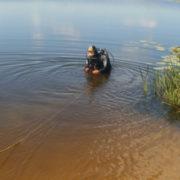 В Івано-Франківську витягли з річки тіло чоловіка, прив'язане за ногу до гілки дерева