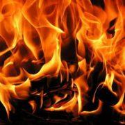 """Горіло-палало: на території колишнього заводу ВАТ """"Родон"""" сталася пожежа"""