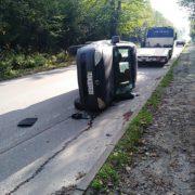 Смертельна ДТП на Прикарпатті: жінка-водій загинула місці. ФОТО 18+