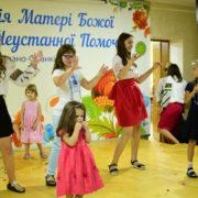 В Івано-Франківську відкрили дитячий садок при церкві (фото)