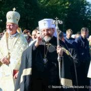 Глава УГКЦ Святослав Шевчук прибув до Погоні