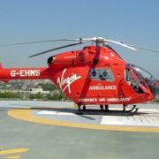 У Франківську міська лікарня хоче облаштувати майданчик для гелікоптерів