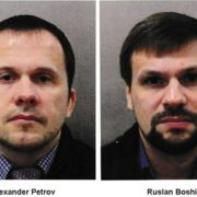 Справа про отруєння Скрипалів: підозрювані росіяни зникли