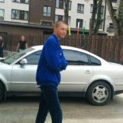 У Франківську затримали хулігана, який кидав каміння в автомобілі (ФОТО)