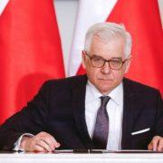 МЗС Польщі звільняє з роботи всіх працівників, які закінчили poсійський інститут