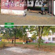 В Івано-Франківську продовжують демонтувати незаконні споруди