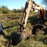 На Прикарпатті розкопали 16 боєприпасів (фото)