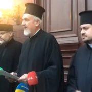 Синод в Стамбулі офіційно вирішив надати Україні Томос про автокефалію (відео)