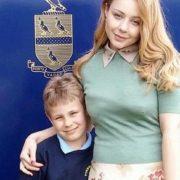 Українською розмовляє з акцентом: син Тіни Кароль росте яничаром