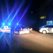 Ледь не вичавив очі: подробиці конфлікту між патрульними і пасажиром в Івано-Франківську. ВІДЕО