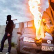 У Коломиї підпалили машину депутата міськради