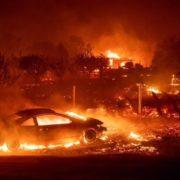 Вогняне пекло: пожежа знищила ціле місто, багато жертв