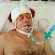 Сьогодні у Калуші знайшли сильно побитого чоловіка. Поліція просить допомогти встановити його особу (фотофакт)