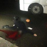 В Івано-Франківській області загинув пішохід, який в темну пору доби перебігав дорогу у невстановленому місці