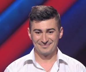 За крок до прямих ефірів: хлопець із Прикарпатського села продовжує боротьбу у популярному телешоу (відеорепортаж)